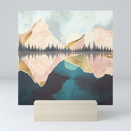 Summer Reflection Mini Art Print
