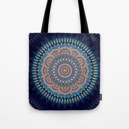Shine mandala Tote Bag