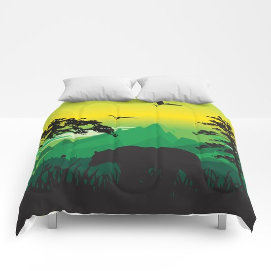 My Nature Collection No. 43 Comforters