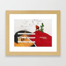 2 a. m. Framed Art Print