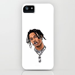 Rapper Boy  iPhone Case