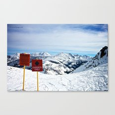Experts Only Canvas Print