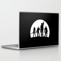 guardians of the galaxy Laptop & iPad Skins featuring Guardians of the Galaxy by Comix