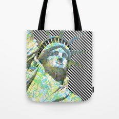 Psych psych USA Tote Bag