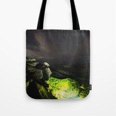 Life Takes Hold Tote Bag