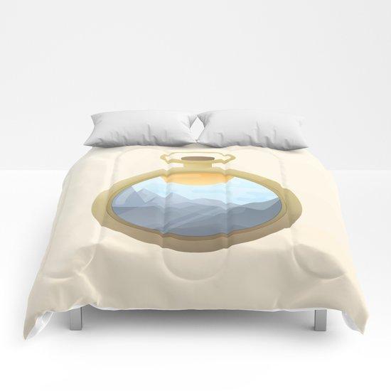 Hi, Noon Comforters