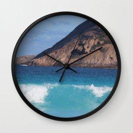 Lucky Bay, Cape Le Grand National Park Wall Clock