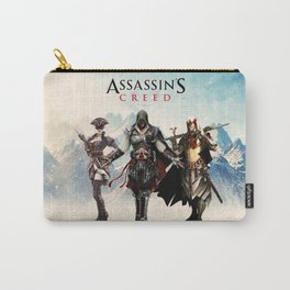 Assassins Creed Attack Carry-All Pouch
