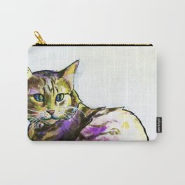 Ms. KittyLittleHead Carry-All Pouch