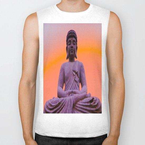 Sundown Buddha Biker Tank