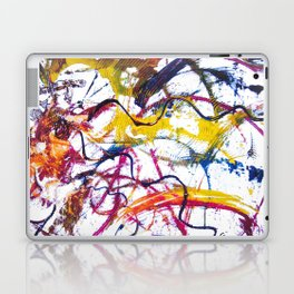 BACH: Sonata No 1 in G minor        by Kay Lipton Laptop & iPad Skin