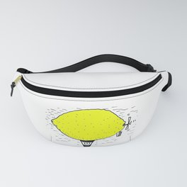 Lemon zeppelin Fanny Pack