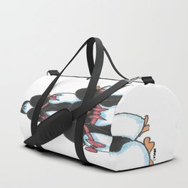 Penguin Tree Duffle Bag