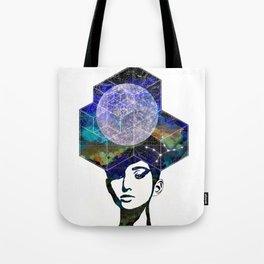 Virgo (zodiac series 2) Tote Bag