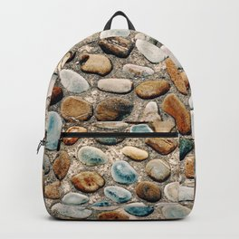 Pebble Rock Flooring III Backpack