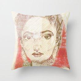 Sherazade Throw Pillow
