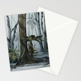 NZ Woodland Stationery Cards
