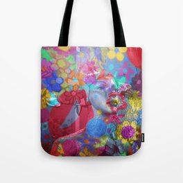 Be Abstract Tote Bag