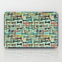 bow iPad Cases featuring Bow tiesss  by Akwaflorell