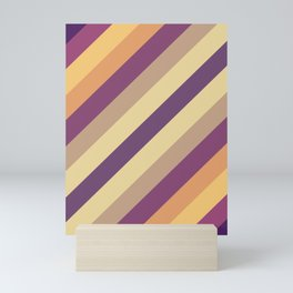 Colorful Lines Mini Art Print
