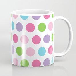 Retro  Dots and More Dots Coffee Mug