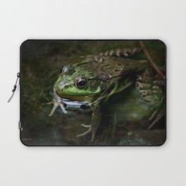 Frog Floating Laptop Sleeve