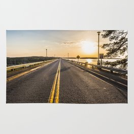 Sunset Road 2 Rug