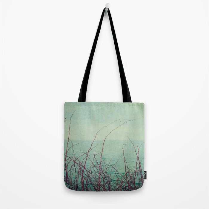She Would Float and Stare at the Sky Tote Bag