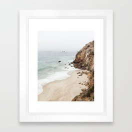 Malibu Dream Framed Art Print