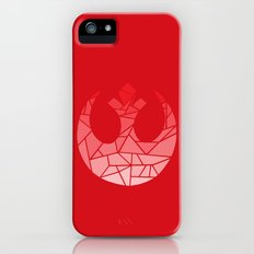 Star Wars Rebel Red Gradiant Slim Case iPhone (5, 5s)