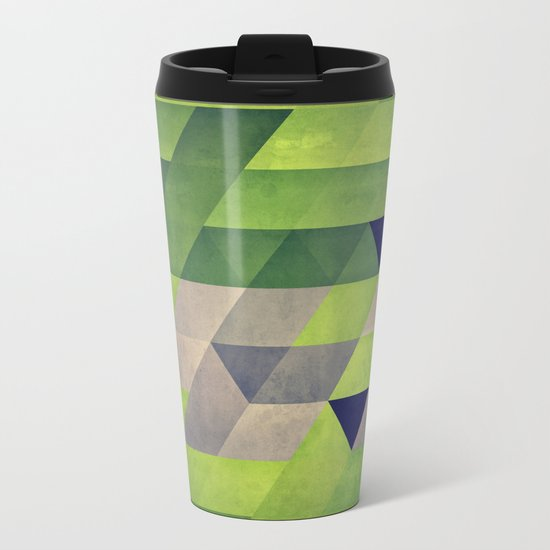 gymyt bryykkr Metal Travel Mug