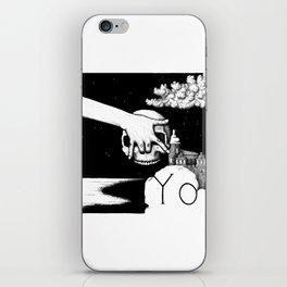 Yo! iPhone Skin