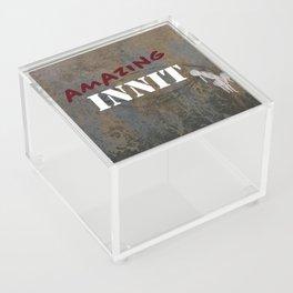Amazing Innit Acrylic Box