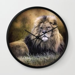 African Pride Wall Clock