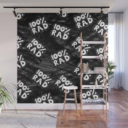 100 % RAD Pattern Wall Mural