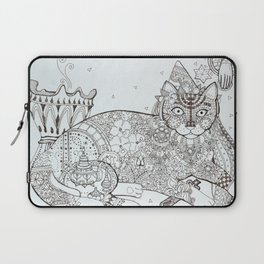 Maghreb cat (2) Laptop Sleeve