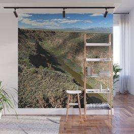 Rio Grande Gorge Wall Mural