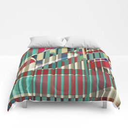 Industrial Delusions Comforters