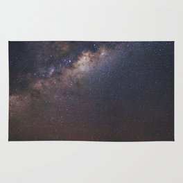 Milky Way in Chile Rug