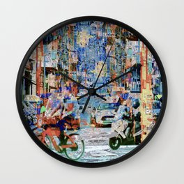 rested of course on restitution of basic resources Wall Clock