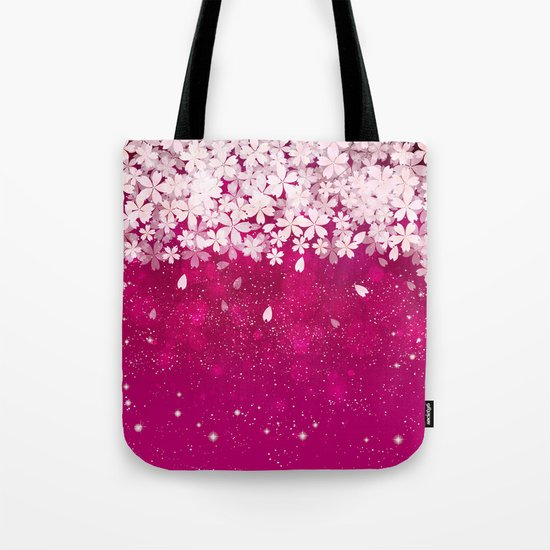 Cherry blossom #13 Tote Bag