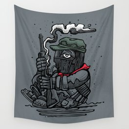 Sub Marcos Wall Tapestry