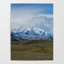 Mount McKinley Denali National Park Alaska Poster