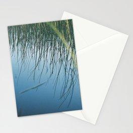 Lake reeds Stationery Cards