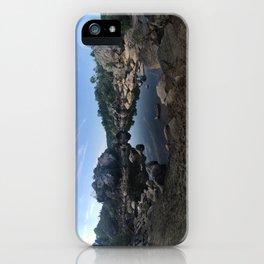 Great Falls Park iPhone Case