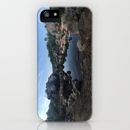 Great Falls Park iPhone Case