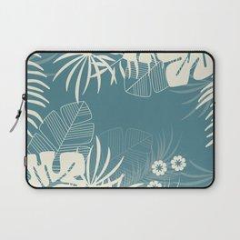 Tropical pattern 047 Laptop Sleeve