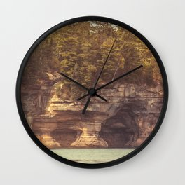 These Days Wall Clock