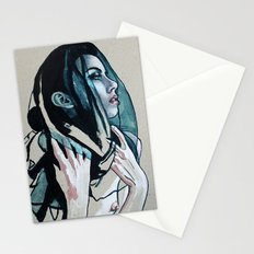 Is This All That I Am? Is There Nothing More? #1 Stationery Cards