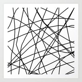 paucina v.3 Art Print